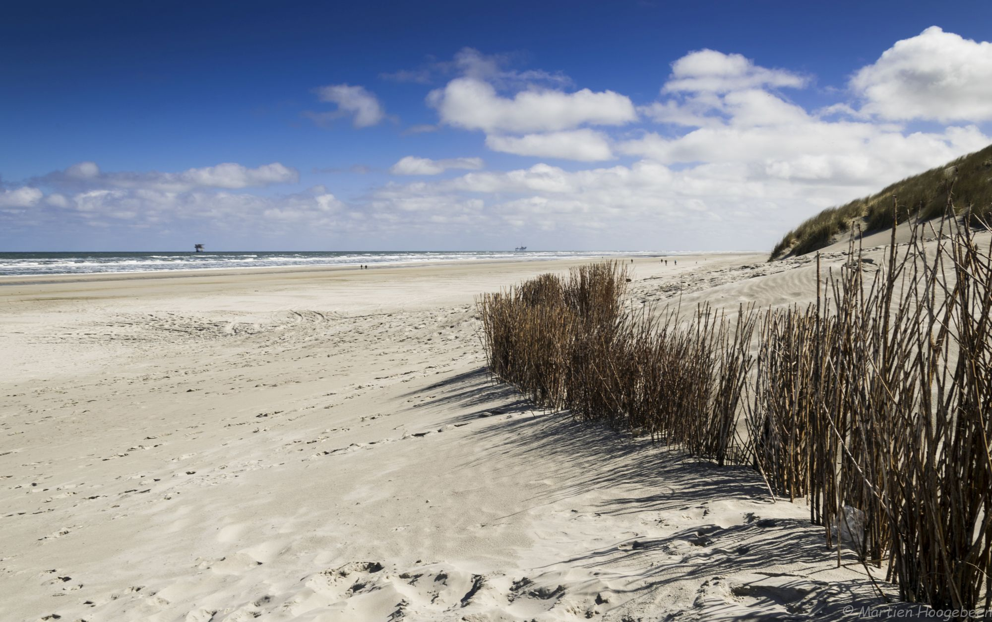 Paal 17, Ameland