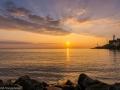 Sunset Urk