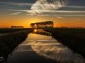 Sunrise Polenweg , Noordoostpolder